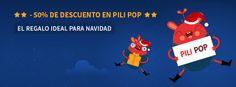 Pili Pop, el regalo ideal para #Navidad