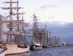 Tall Ship Race 2013 Helsinki, July 17th to 20th