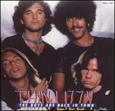 33 All Things Lizzy Ideas Thin Lizzy Rock And Roll Hard Rock