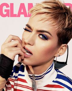 """hello-katy: """"""""Katy Perry by Emma Summerton for Glamour Magazine 2018 March Issue """" """""""