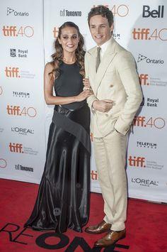 Alicia Vikander & Eddie Redmayne