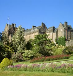 Discover more details about Brodick Castle, Garden & Country Park including opening times, photos and more. Scotland Castles, Scotland Uk, Scottish Castles, Scotland Travel, Scotland Country, Scotland Trip, Inverness, Isle Of Arran, Scotland Holidays