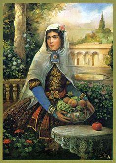 Iran Politics Club: Hojatollah Shakiba - Part 2: Persian Colonial Miniatures Gallery