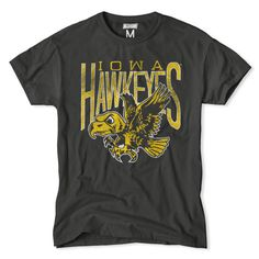 Iowa Hawkeyes Hawk T-Shirt