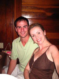 Andy and Shelly, Cedar City, UT 2007