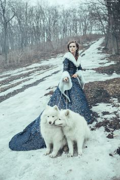"She really wanted to enjoy her walk, but she just couldn't. He said he loved her, but... he wasn't a Noble nor a Knight. What was she to do? What was she supposed to feel? She'd have to uproot her entire life just to be with him. ""Could I really do that?"" she asked herself. ""Do I love him that much? Wait... I love him..."" Литовченко Евгения - Зима, уходи!"