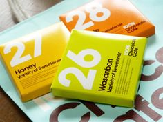 100% Chocolate Cafe packaging. #design