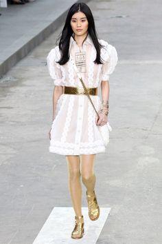 Chanel, P-E 15 - L'officiel de la mode