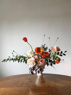 Vase, Floral, Plants, Home Decor, Flowers, Flora, Interior Design, Vases, Home Interior Design