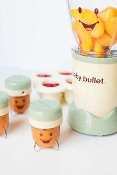 I Love My Baby Bullet! Recipes + A Giveaway! | Heidi Powell