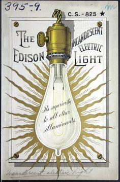 Edison Electric Light Company, The Building Technology Heritage Library