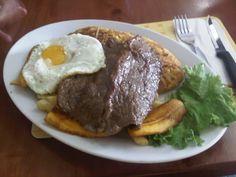tacu taco Peruvian food
