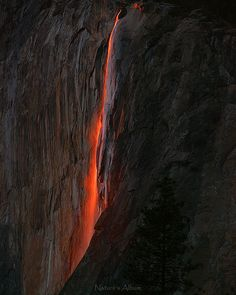 We left Phoenix at 8pm Sunday night and drove over 700 miles and stood in a crowd of a few hundred photographers for four hours hoping to be able to capture the firefall in Yosemite. The firefall happen when there is enough snow melt during a couple of weeks with clears skies and not to much wind horsetail falls light up red for just a couple of minutes at sunset. It almost doesn't look real. After taking a few images we then had to drive back 700 plus miles to Phoenix by 2pm tonight…