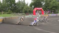 Scharfe Kurven - Motorcycle - sharp turns - motocross - Speedway Free Stock #Video Clips