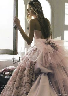 Enchanting pink gown Musings & Meanderings