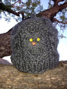 Ravelry: Franchise77's Owl Tuque