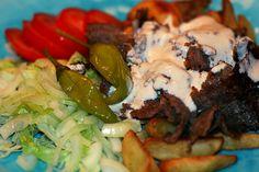 hemmagjord kebab