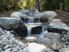 It Must Be Relaxing To Listen To The Water Flowing On This Natural Stone  Fountain