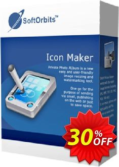 SoftOrbits Icon Maker Coupon Code 30 OFF