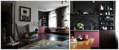 Berlin pink kitchen | open plan living | The Chromologist