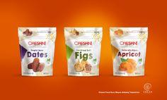 Dry Fruit Package Design Kuru meyve ambalaj tasarımı on Behance