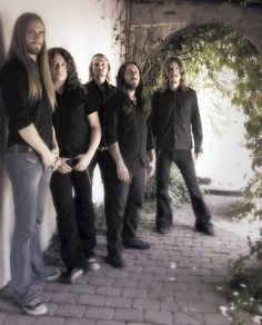 """I went to the """"Opeth Chicago show"""". I had a great time, they are an awesome band"""
