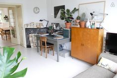 Tutustu tähän mahtavaan Airbnb-kohteeseen: Nice and light apartment  kaupungissa Amsterdam