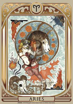 Print art with Aries male of ZODIAC project developed by Mangarts Comic Studio. Zodiac Signs Astrology, 12 Zodiac Signs, Aries Zodiac, Aries Art, Zodiac Art, My Photo Gallery, Fantasy Characters, Magick, Mythology