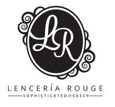 This logo design was created for a new lingerie store opening up in Virginia. Created by http://www.caffeinatedcommunications.com