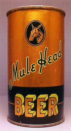 Mule Head Beer , West Haven ,CT - 1940