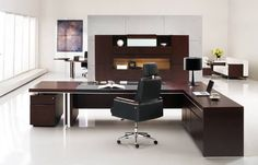 executive office table and chairs modern furniture office table office furniture executive desk mode Office Table And Chairs, Office Table Design, Office Interior Design, Office Interiors, Home Interior, Office Designs, Office Decor, Room Chairs, Modern Executive Desk