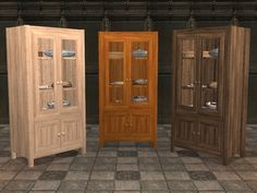 Click to see full size image Kitchen Sets, Kitchen Stuff, Victorian Goth, Sims 2, Middle Ages, Plumbing, Decorative Items, Furniture Decor, The Good Place