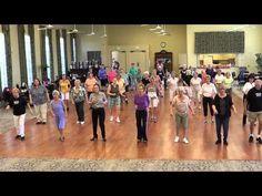 CHA CHA RITMO Line Dance @ 2013 IRA WEISBURD WORKSHOP @ ASHTON LAKE FLORIDA