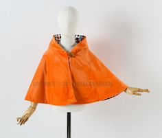 Kid's sewing pattern pdf/ fox cape/ fox par hellodearkids sur Etsy
