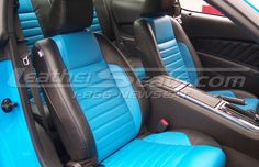 Blue cars accessories ford mustangs 42 Ideas for 2019 2007 Mustang Gt, Blue Mustang, Mustang Cars, Ford Mustangs, Mustang Interior, Antique Cars For Sale, Pink Car Accessories, New Luxury Cars, Leather Car Seats