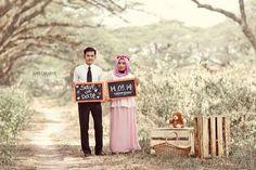 Save The Date    | Pre Wedding Photo Session Tata & Guntur |   By. Sate Creative