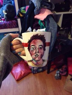 The Front Bottoms Mug you mean SHIT I DIDNT KNOW I NEEDED UNTIL NOW