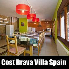 Costa Brava Villa Spain