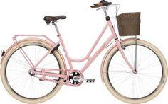 flickcykel rosa