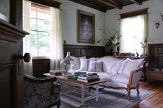 Eclectic Home Tour - The Farmhouse Project