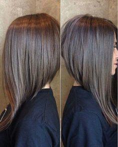 Long Bob Hairstyles, Undercut Hairstyles, Trendy Hairstyles, Short Straight Hair, Short Hair Cuts, Fine Hair, Wavy Hair, Medium Hair Styles, Short Hair Styles