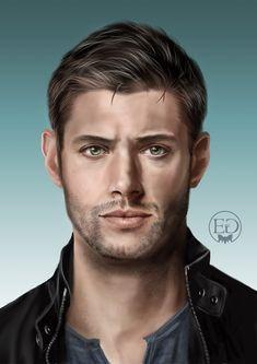 "estelagaona: ""Sam and Dean Winchester (Supernatural) """