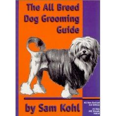 20 best dog grooming books images on pinterest dogs dog grooming the all breed dog grooming guide solutioingenieria Gallery