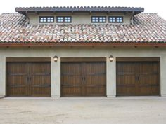Carriage Garage Doors No Windows