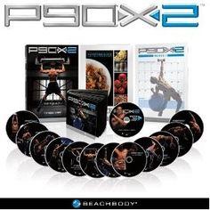 P90X2: The Next P90X DVD Series Base Kit exercise-fitness-equipment
