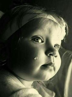 Beautiful Child ~ With Tears !! ❤❤