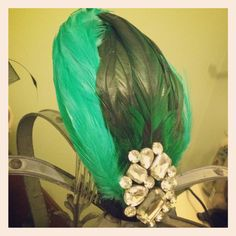 SATC. Carrie Bradshaw inspired head piece. Going to look amazing x