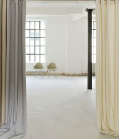 Sound absorption | Room acoustics | RELAX Curtain | Ydol | Nina. Check it out on Architonic