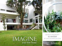 Contemporary Glass Home with Views to Cerro La Carpintera | Cartago, Costa Rica | Costa Rica Sotheby's International Realty
