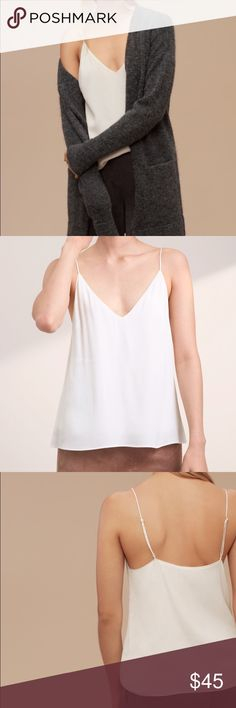 Wilfred Free Boscano Camisole Wilfred Free Boscano Cami. Perfect for everyday wear. Worn once. Aritzia Tops Tank Tops